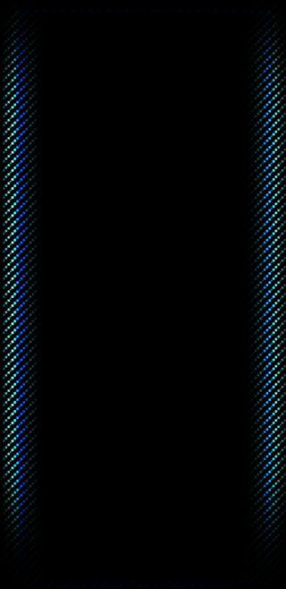 Обои на телефон волокно, синие, карбон, зеленые, грани, edge carbon fiber