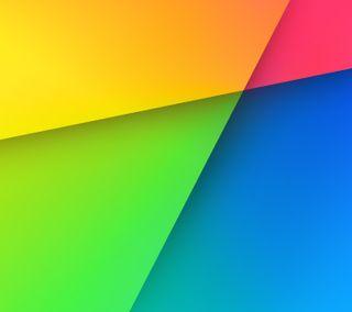 Обои на телефон цветные, новый, гугл, асус, nexus, new nexus 7, google, asus