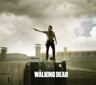 Обои на телефон ходячие мертвецы, рик, мертвый, walkers, rick grimes