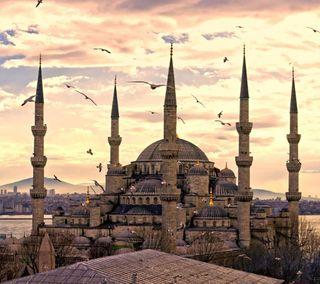 Обои на телефон турецкие, стамбул, мечеть, исламские, ислам, аллах, dini, cami