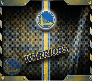 Обои на телефон баскетбол, синие, нба, золотые, желтые, воины, nba, golden state