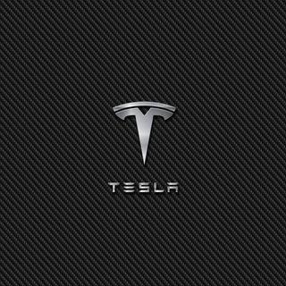 Обои на телефон значок, эмблемы, карбон, tesla carbon 2, tesla