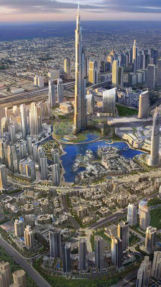 Обои на телефон юнайтед, оаэ, здания, бурдж, башня, арабские, united arab emirates, khalifa