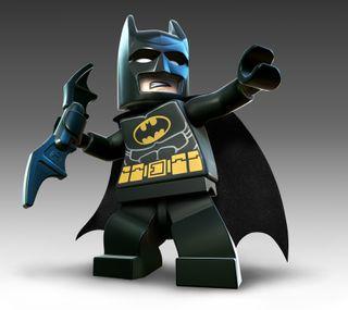 Обои на телефон супергерои, лего, бэтмен