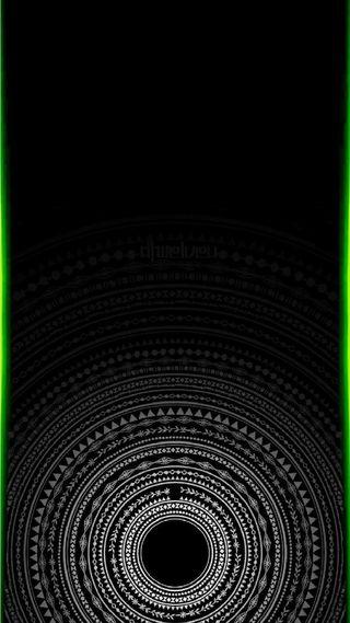 Обои на телефон сфера, самсунг, обод, круги, грани, samsung, s7, led, dtwelveu, d12u rim s7 edge, 12