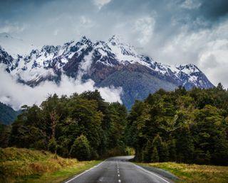 Обои на телефон естественные, горы, hd mountain