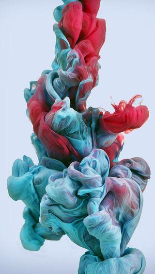 Обои на телефон art, абстрактные, арт, вода, наука, чернила