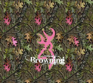 Обои на телефон охота, олень, розовые, pink browning deer