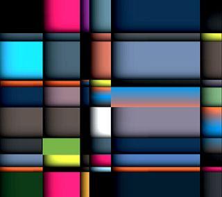 Обои на телефон кубы, цветные, cubes in color, 11