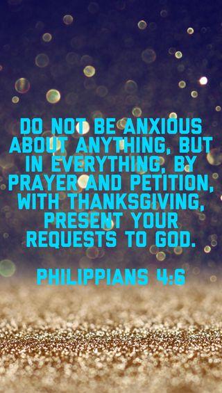 Обои на телефон библия, цитата, христос, исус, бог, philippians, bible quote, anxious