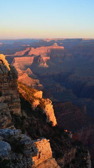 Обои на телефон природа, каньон, великий, аризона, айфон, southwest, iphone, grand canyon