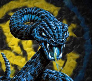 Обои на телефон змея, животные, абстрактные