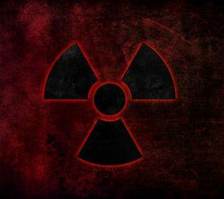 Обои на телефон радиоактивный, другие, логотипы