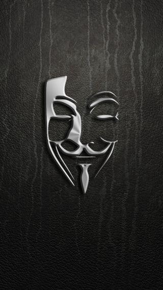 Обои на телефон маска, лицо, анонимус, anon 02