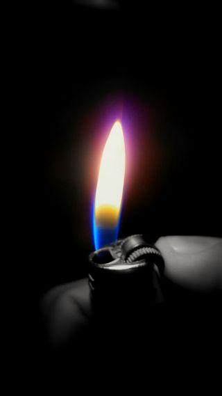 Обои на телефон пламя, черные, синие, свет, огонь, зажигалка, желтые, белые, white lighter
