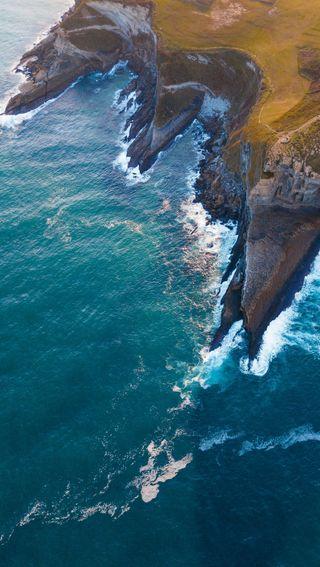 Обои на телефон природа, пляж, пейзаж, puerto, plus, one