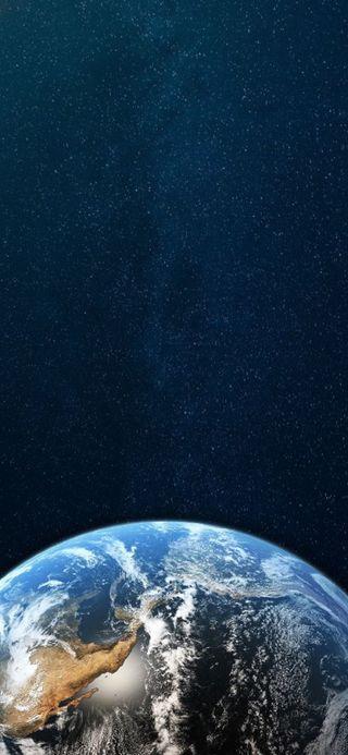 Обои на телефон синие, самсунг, планета, мир, космос, земля, гавайи, айфон, oppo, iphone xs, samsung s10, note9, blue planet, 2019