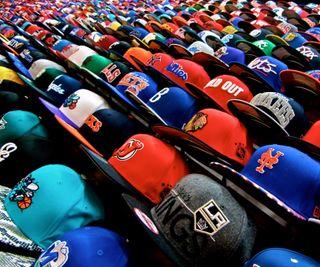 Обои на телефон шляпа, цветные, кепка, full caps