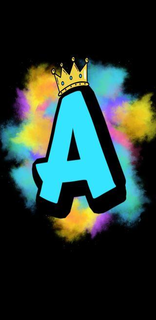 Обои на телефон брызги, черные, цветные, синие, радуга, любовь, крутые, буквы, love a, colour splash