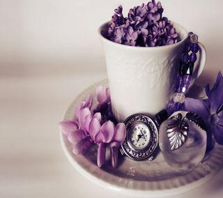 Обои на телефон подарок, чувства, фиолетовые, скучать, сердце, одиночество, милые, любовь, purple love gift, love