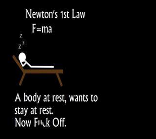 Обои на телефон тело, наука, черные, newton