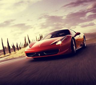 Обои на телефон италия, феррари, машины, roadster car, ferrari 458 italia, ferrari 458