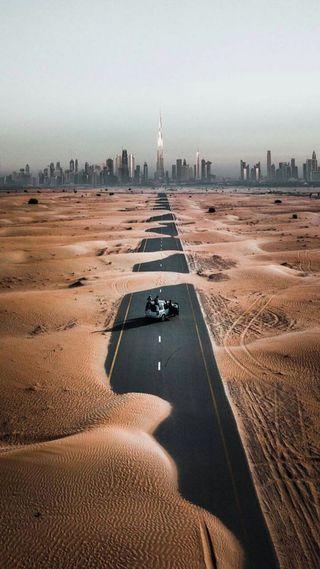 Обои на телефон песня, снег, романтика, пустыня, пляж, дорога, город, башня, арт, арабские, art