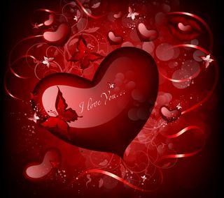 Обои на телефон ты, сердце, романтика, прекрасные, любовь, красые, валентинка, love, i love you