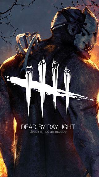 Обои на телефон мертвый, dead by daylight, daylight