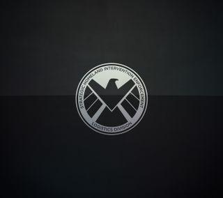 Обои на телефон щит, умник, темные, мстители, марвел, компьютерщик, marvel, darthdroid, agents of shield