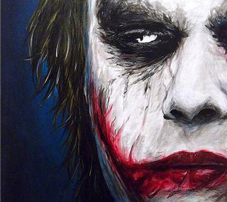 Обои на телефон рисунки, темные, рыцарь, мультфильмы, картина, джокер, голливуд, бэтмен, joker painting