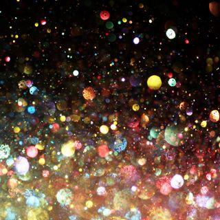 Обои на телефон круги, цветные, сияние, красочные, блестящие, абстрактные