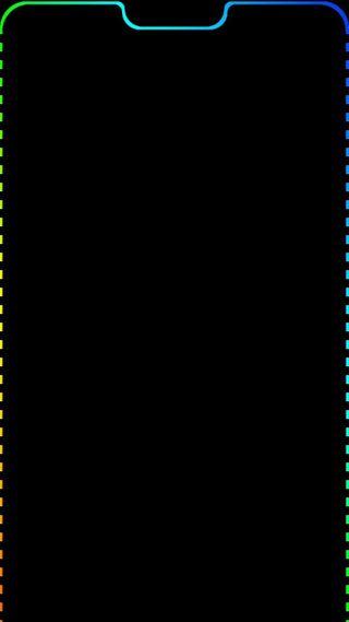 Обои на телефон стиль, синие, свет, розовые, оригинальные, золотые, грани, айфон, plus, oneplus 6 cuted edge, iphone, 4k