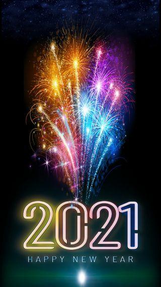 Обои на телефон фейерверк, темы, год, счастливые, рождество, радуга, огни, новый, hd, happy new year 2021