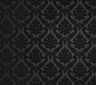 Обои на телефон узоры, шаблон, цветочные, темные, leafy, dark leafy patterns