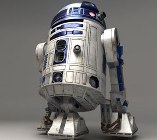 Обои на телефон робот, р2д2, дроид, звезда, джедай, войны, star wars, republic