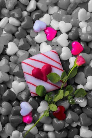 Обои на телефон ты, сердце, розовые, любовь, красые, love, hamra