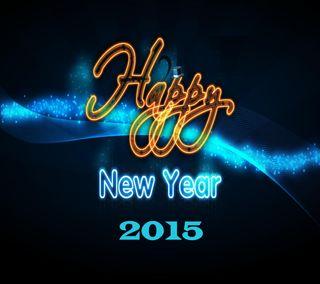 Обои на телефон счастливые, праздник, пожелания, повод, новый, 2015