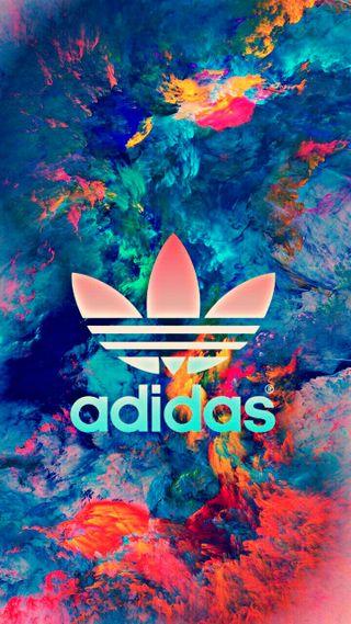 Обои на телефон спорт, логотипы, знаменитый, адидас, adidas
