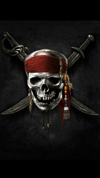 Обои на телефон пираты