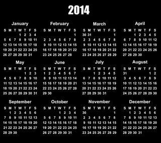 Обои на телефон календарь, другие, calendar 2014