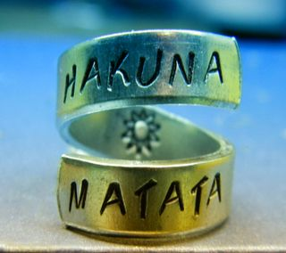 Обои на телефон кольцр, дружба, любовь, love, hakuna matata