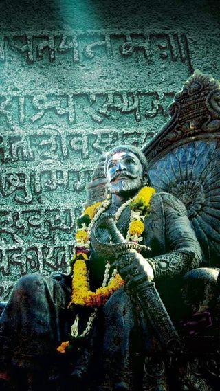 Обои на телефон шиваджи, люди, marathi