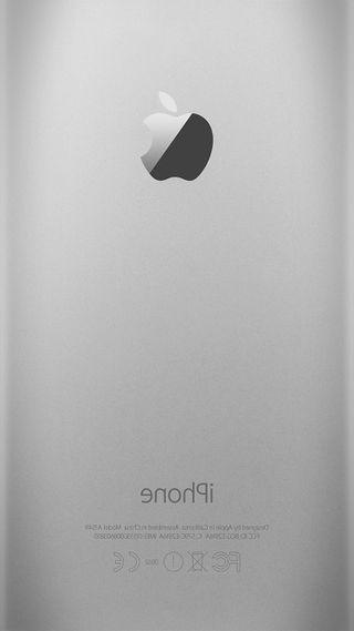 Обои на телефон эпл, стальные, металл, видеть, айфон, transparent, see thru iphone, iphone, ios, apple