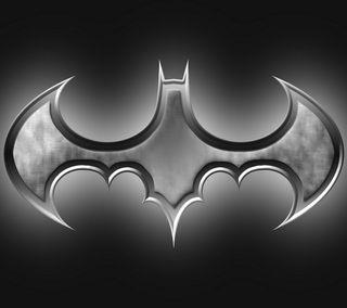 Обои на телефон бэтмен, фон, логотипы, абстрактные