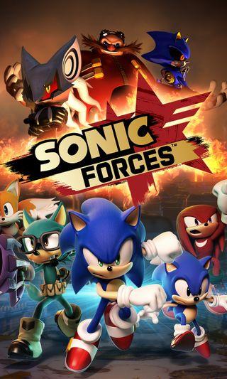 Обои на телефон соник, игры, видео, sonic forces