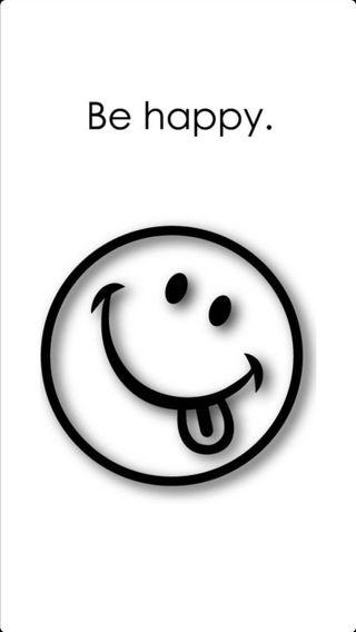 Обои на телефон эмоджи, счастливые, смайлики, забавные, будь, белые, smiley emoji, happy