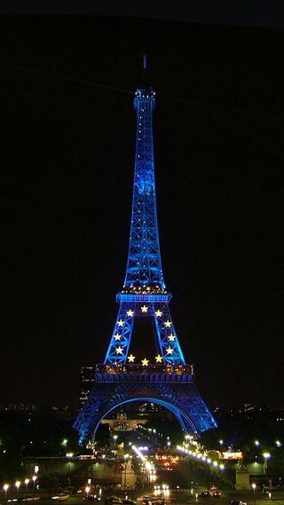 Обои на телефон эйфелева башня, франция, париж, башня, hd