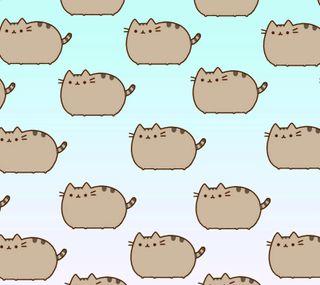Обои на телефон kawaii neko6, кошки, каваи, пушин, неко