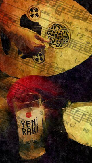 Обои на телефон алкоголь, турецкие, музыка, yeni, ud, raki, oud, alcohol music